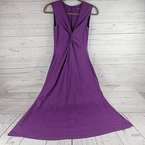 Patagonia purple knot dress S Small